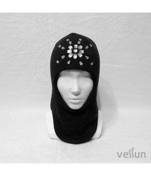Шапка шлем Северное сияние